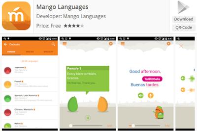 أفضل 5 تطبيقات لتعلم اللغات الاجنبية علي الاندرويد