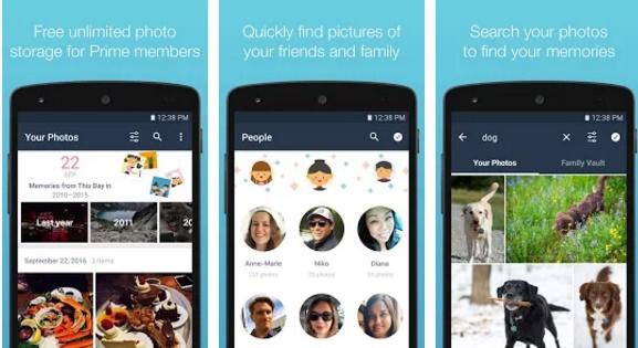 أفضل 5 تطبيقات لحفظ ومزامنة الصور تلقائياً عبر الانترنت وإسترجاعها في اي وقت