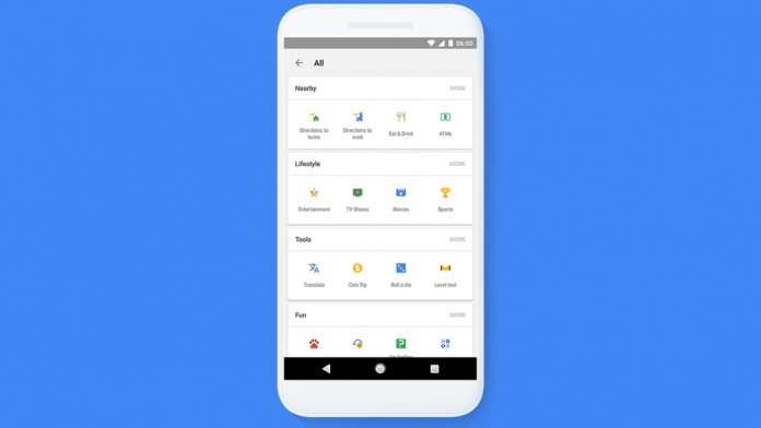 """جوجل تضيف ميزة جديدة في محرك البحث جوجل """"الإختصارات"""""""