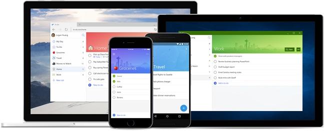 Microsoft To-Do تطبيق جديد لإدارة المهام بشكل ذكي لويندوز وأندرويد وiOS