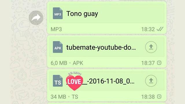 قريباً تحديث جديد من الواتساب WhatsApp لمشاركة كل أنواع الملفات