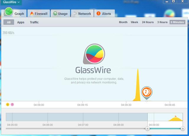 أفضل برنامج لمراقبة الشبكات وإستهلاك الإنترنت + جدار حماية مجانى