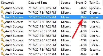 كيف تعرف من استخدم جهاز الكمبيوتر الخاص بك فى غيابك