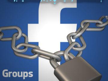 تعرف علي الفرق بين اعدادات الخصوصية في مجموعات الفيسبوك وكيفية تغييرها