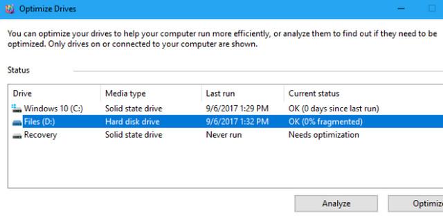 كم المساحة الفارغة التى يجب أن تكون فى جهاز الكمبيوتر الخاص بك بنظام ويندوز ؟