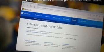 كيفية تثبيت الاضافات في متصفح مايكروسوفت إيدج Microsoft Edge