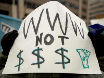 هيئة الاتصالات الفيدرالية الأميركية تلغي حيادية الإنترنت Net Neutrality