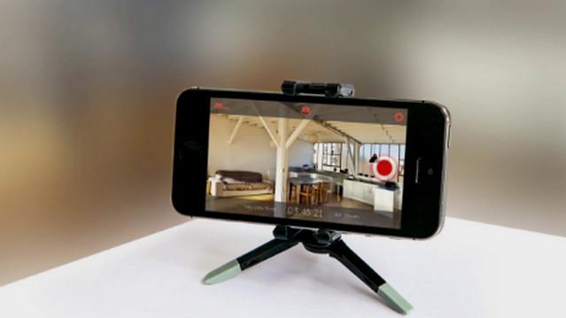 تحويل أي هاتف أندرويد إلى نظام مراقبة للمنزل
