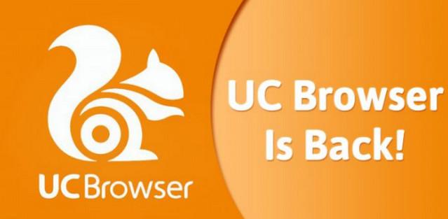 متصفح UC Browser لهواتف الاندرويد يعود فى متجر جوجل بلاى بمزايا رهيبة