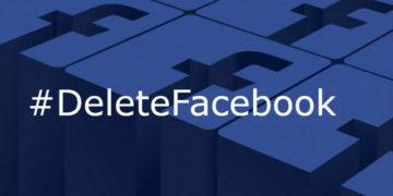 هاشتاج إحذف الفيسبوك deletefacebook# ينتشر على نطاق واسع وتفاعل عالمى معه
