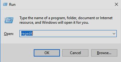 إصلاح مشكلة فتح بإستخدام Open With لا تعمل في ويندوز 10