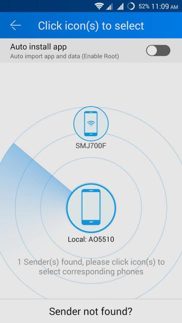 نقل بيانات هاتفك الاندرويد القديم الى الهاتف الجديد بطريقة سريعة