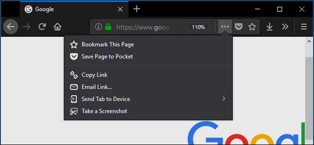 كيفية تمكين الوضع المظلم Dark Mode في متصفح فايرفوكس
