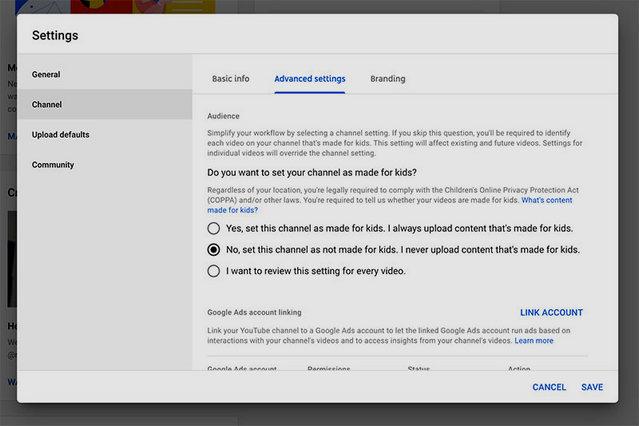 كيفية الامتثال لقواعد COPPA الجديدة لحماية الأطفال على يوتيوب